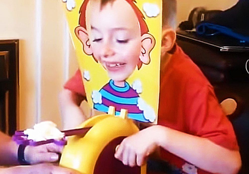 Hasbro Pie Face Great Things To Bring To A Party