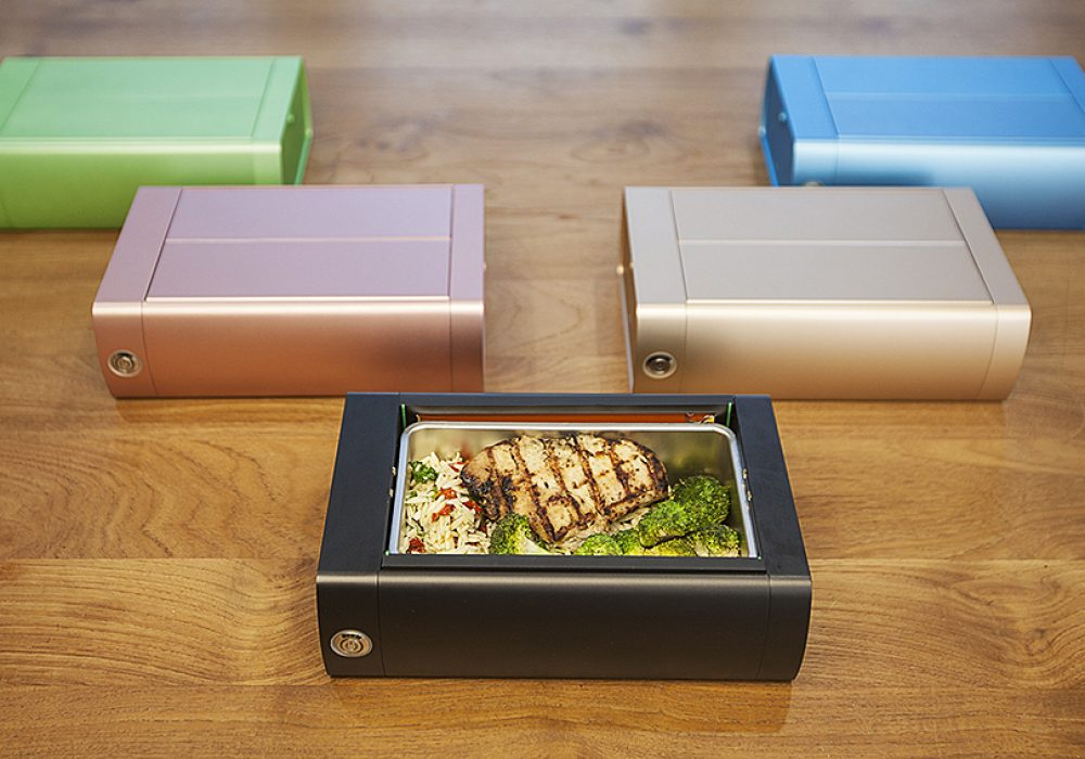 Heatsbox Heating Lunch Box Efficient Heating Process