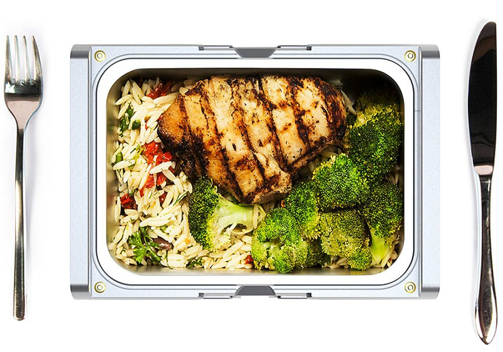Heatsbox Heating Lunch Box Mealbox