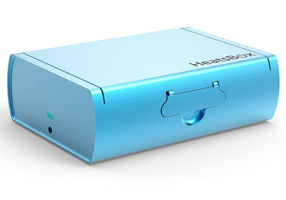 Heatsbox Heating Lunch Box Self Cleaning Mechanism