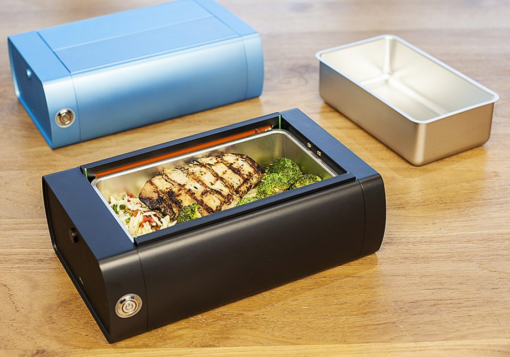 Heatsbox Heating Lunch Box USB Powered