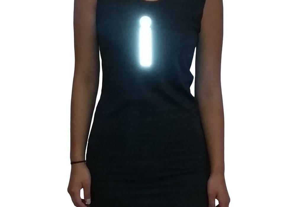 Heisel APP-012 It Dress Cool Glowing Club Attire