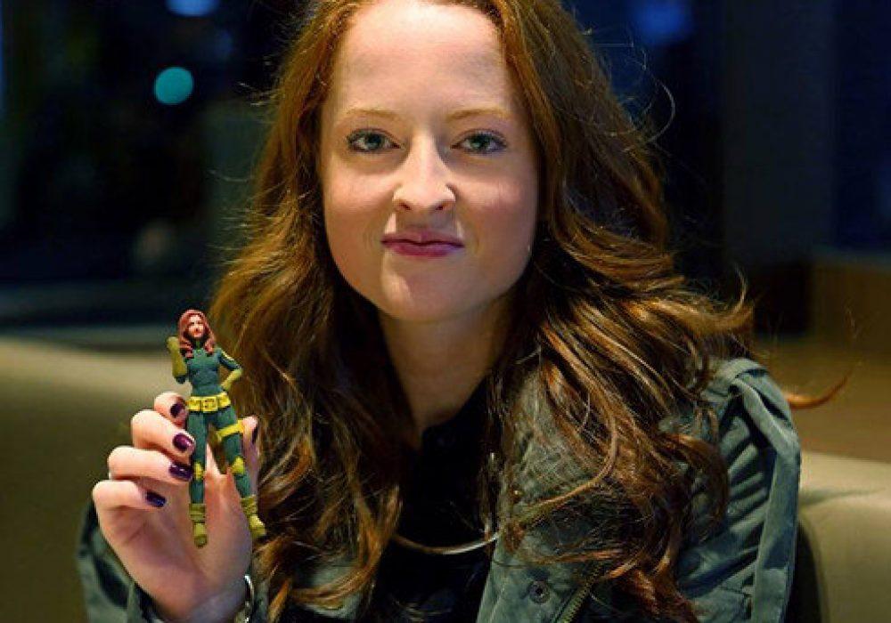 Heromods 3D Printed Custom Superhero Cool Geeky Gift