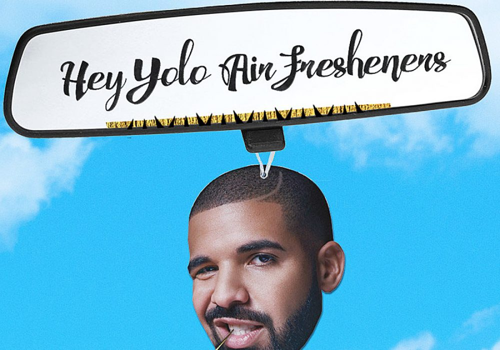 hey-yolo-drake-air-freshener-car-fresheners
