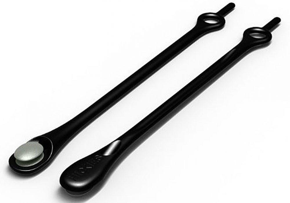 Hickies Elastic No-tie Shoelaces Unique Footware Tools