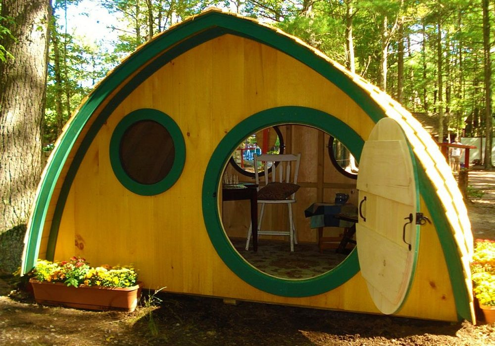 Hobbit Holes Hobbit Playhouse Kit Gift Idea to Buy for Kids