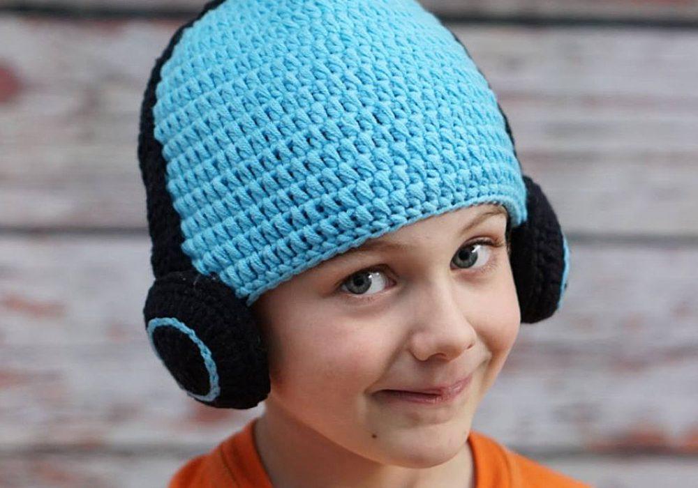 Hug A Bug Kids Crocheted Headphone Hat Buy Son Gift