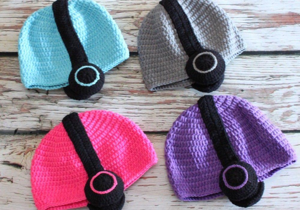 Hug A Bug Kids Crocheted Headphone Hat Kid Fashion