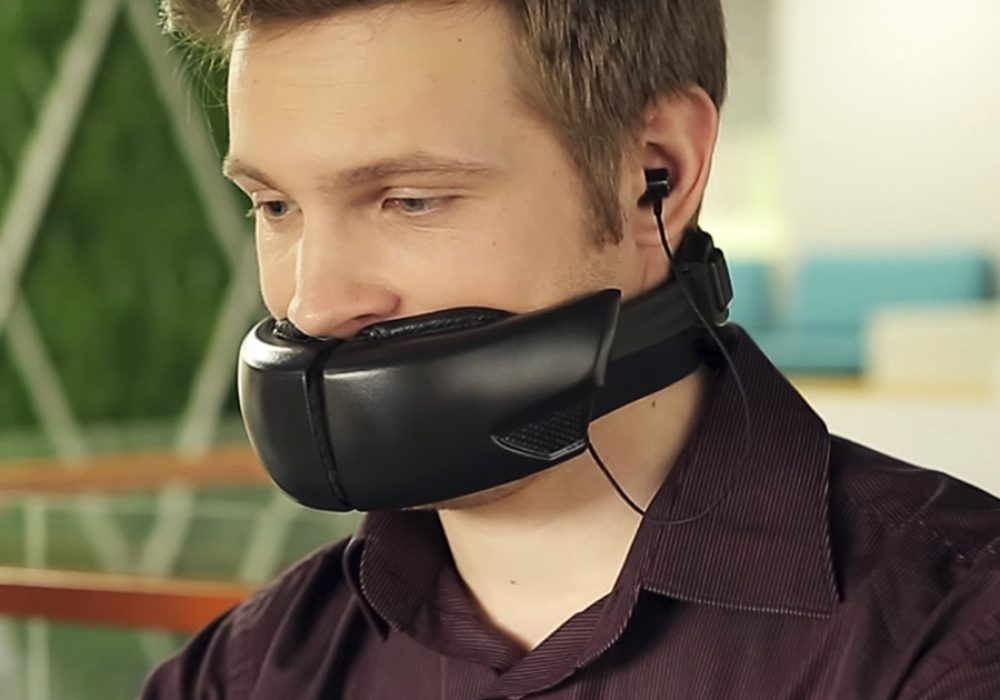 Hushme Voice Mask for Mobile Phones Cellphone Accessory