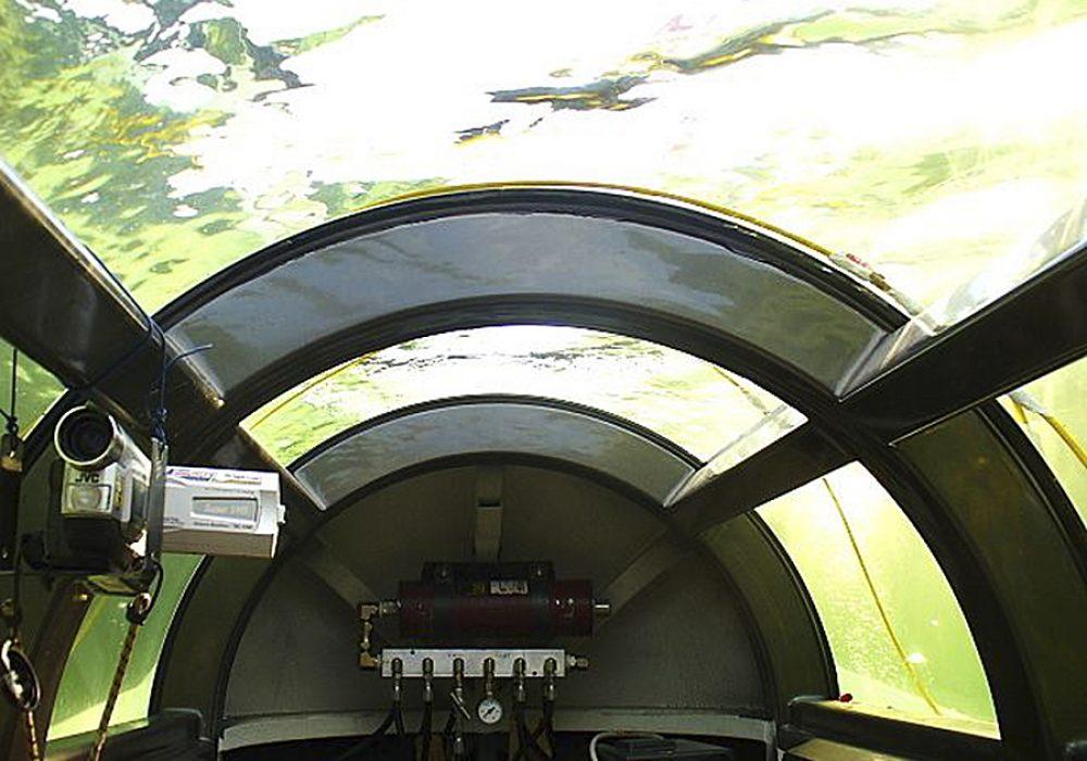 Hyper Sub Underwater Vehicle