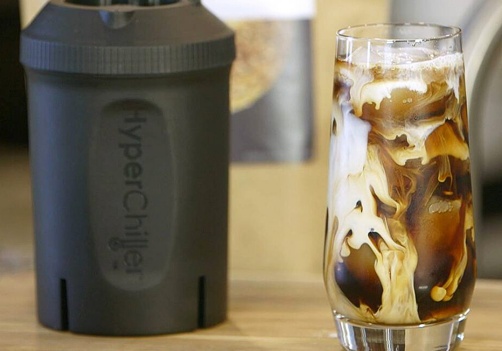 HyperChiller Iced Coffee Maker Caffeine Addict Must Haves