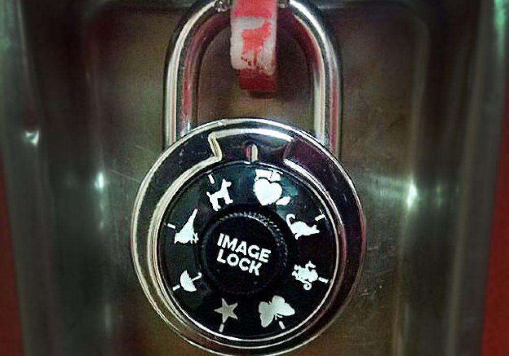Imagelock Image Combination Padlock Buy School Lock