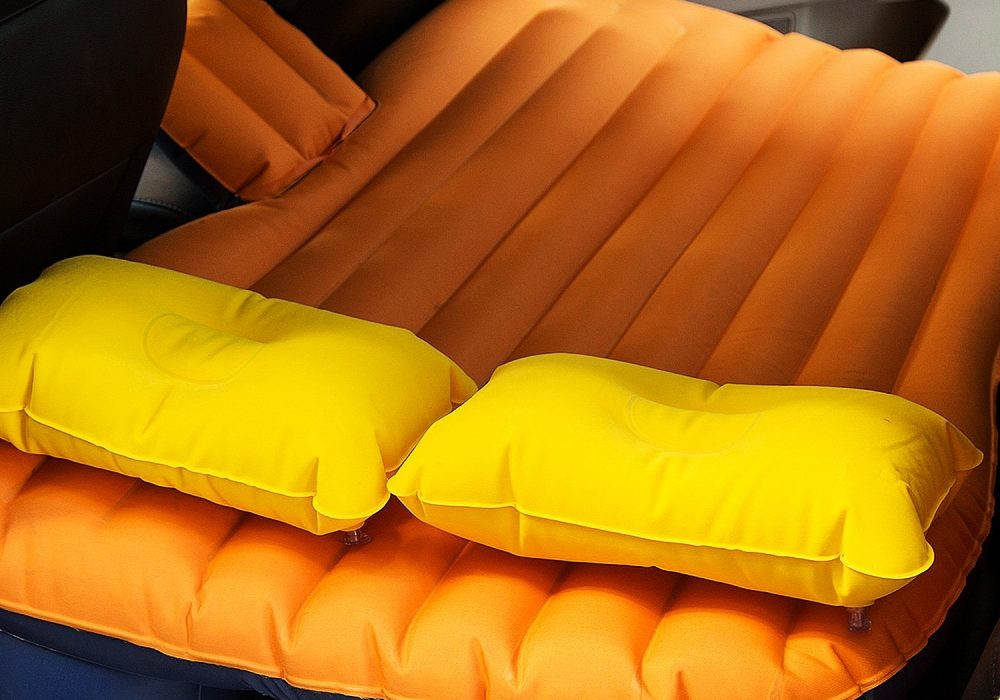 Inflatable Car Matress Buy Bed for Traveling