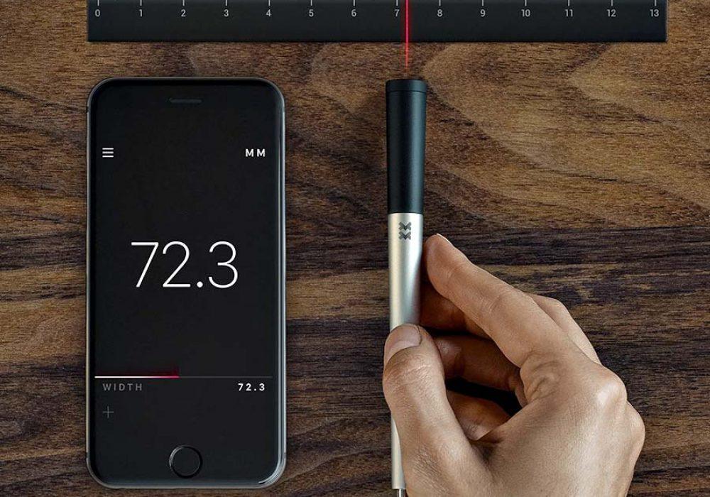 InstruMMents 01 Dimensioning Instrument + Pen Measurement