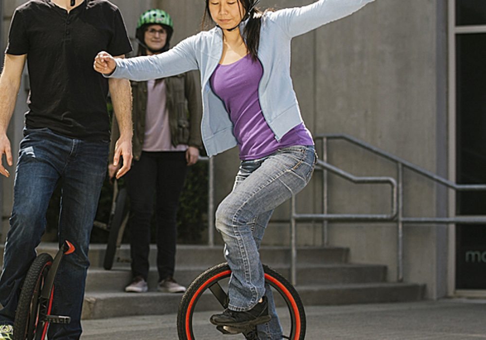 Inventist Lunicycle Gift Idea For Teenager