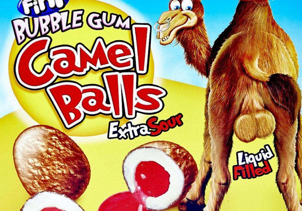 Its Sugar Camel Balls Weird Candy to Buy