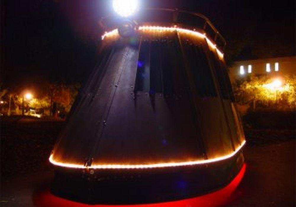 JL421 Badonkadonk Land Cruiser Tank Nightime