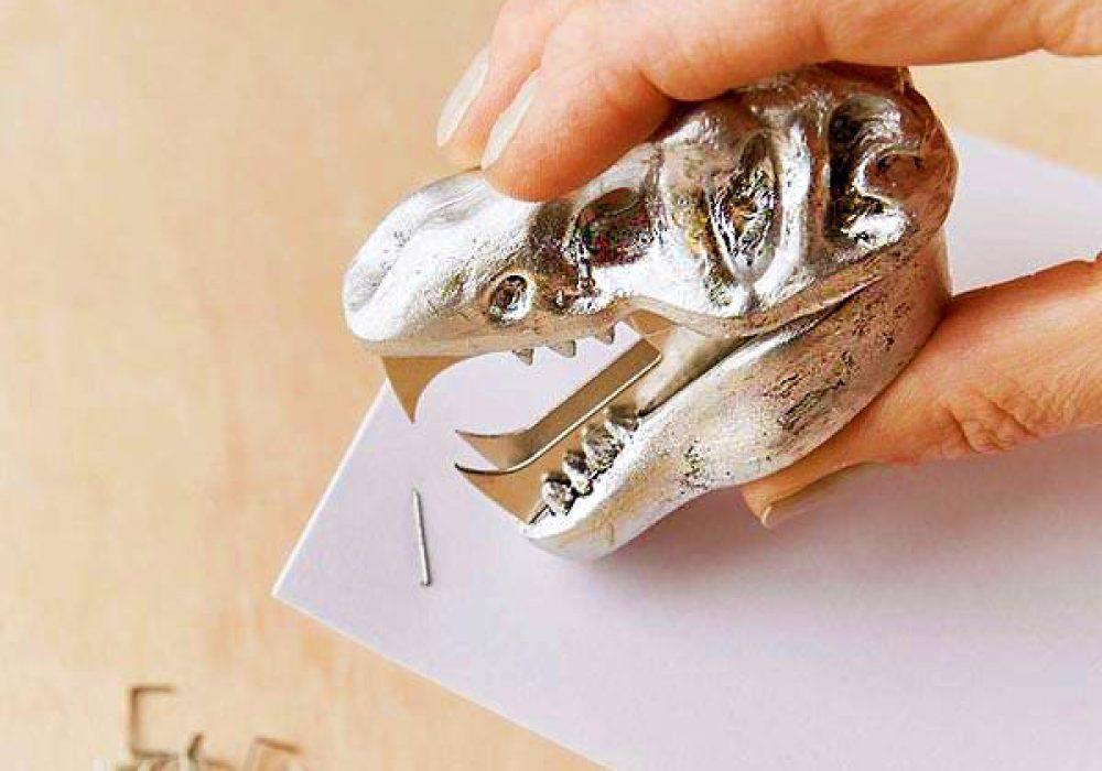 Jac Zagoory Dino Skull Staple Remover T Rex