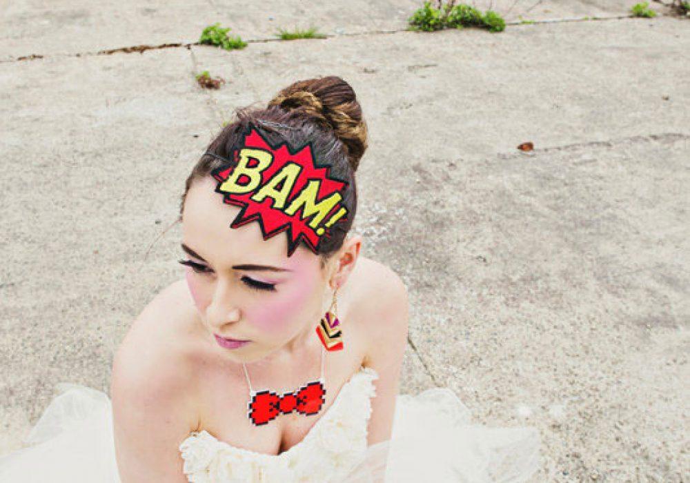 Janine Basil Hats BAM Headband Fancy Geek
