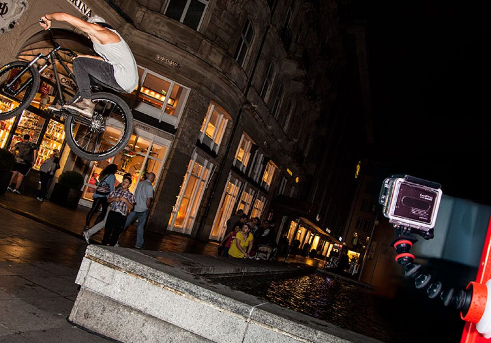 Joby Action Camera Suction Cup & GorillaPod Arm Record Action Shots