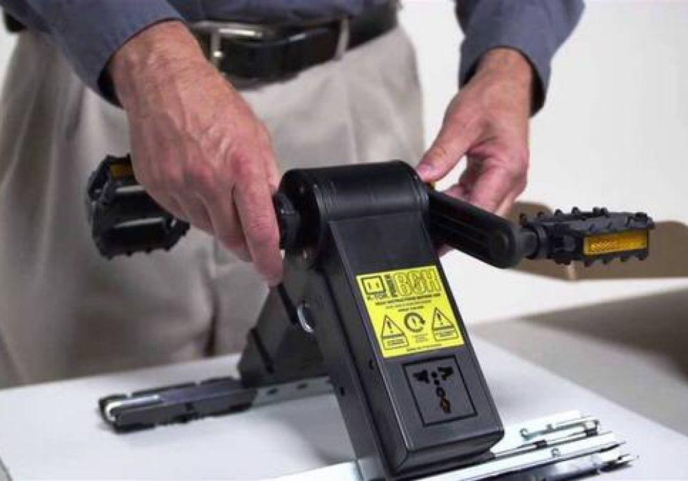 K-tor Power Box 20 Watt Pedal Generator Cool Survival Product