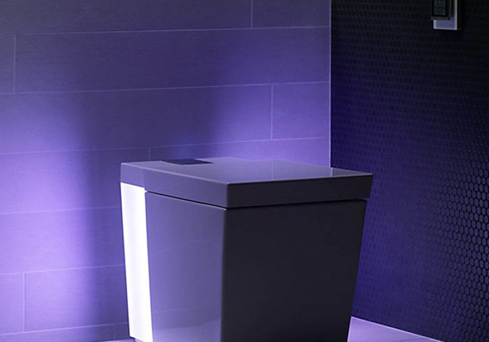 KOHLER Numi Intelligent Toilet Bathroom