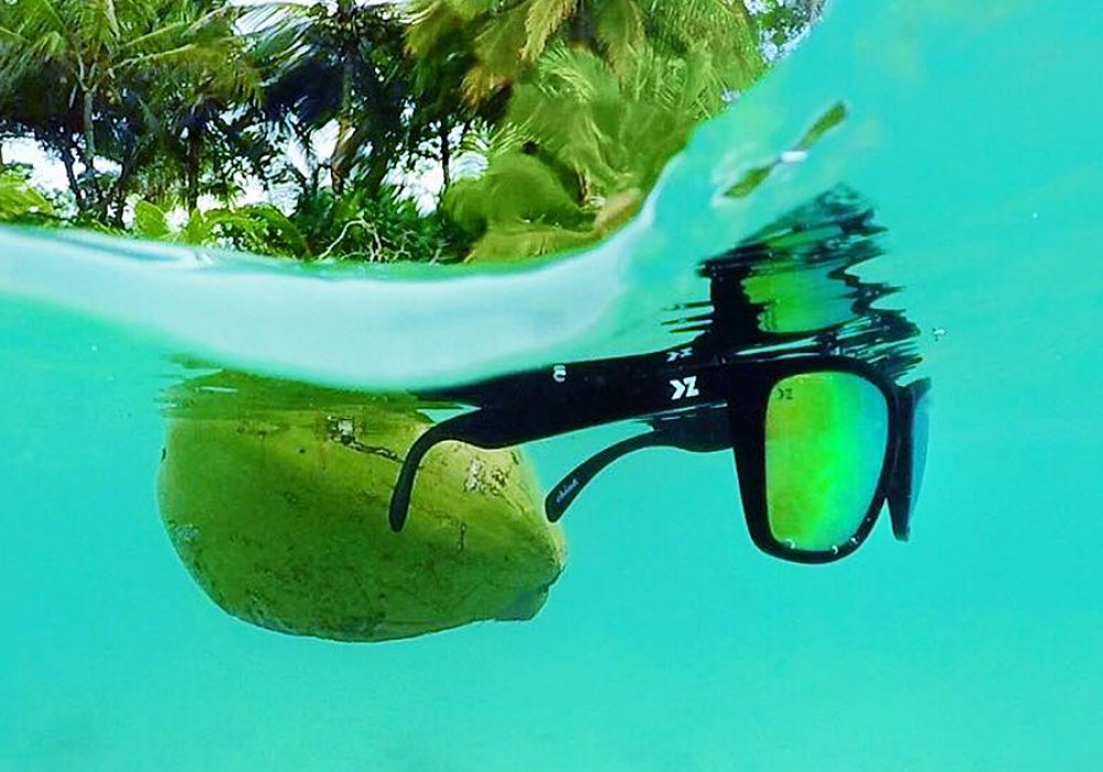 KZ Floatable The Amazon Floating Sunglasses Floatable