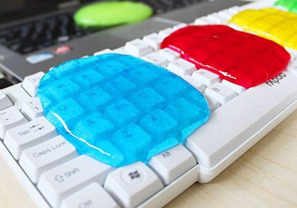 Keyboard Cleaner Cleaning Gel Gadget Maintenance