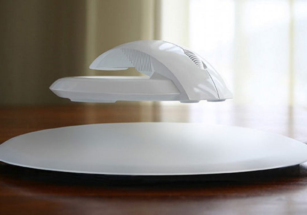 Kibardin Design Levitating Wireless Mouse Awesome Invention