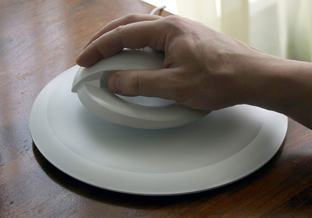 Kibardin Design Levitating Wireless Mouse Carpal Tunnel Syndrome