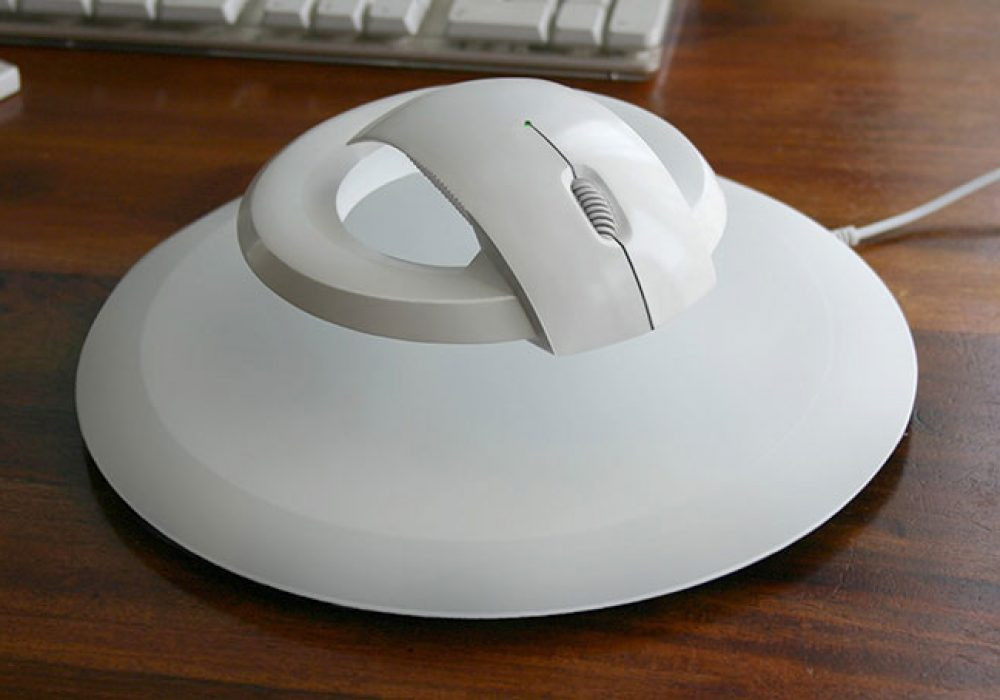 Kibardin Design Levitating Wireless Mouse Cool Things you Cant Buy
