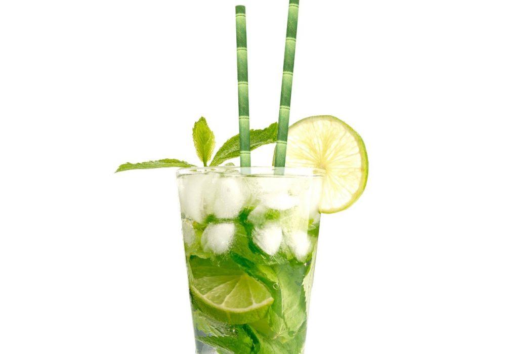 Kikkerland Biodegradable Paper Straws Cool Party Drink