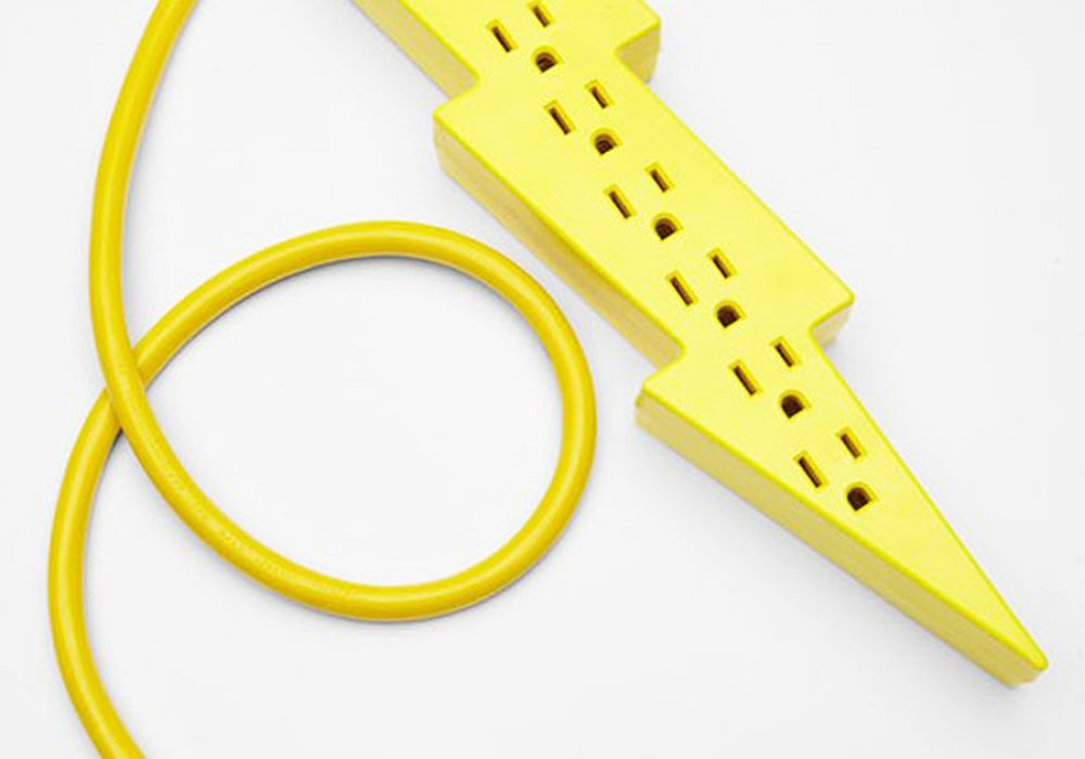 kikkerland-bolt-power-strip-wall-mountable