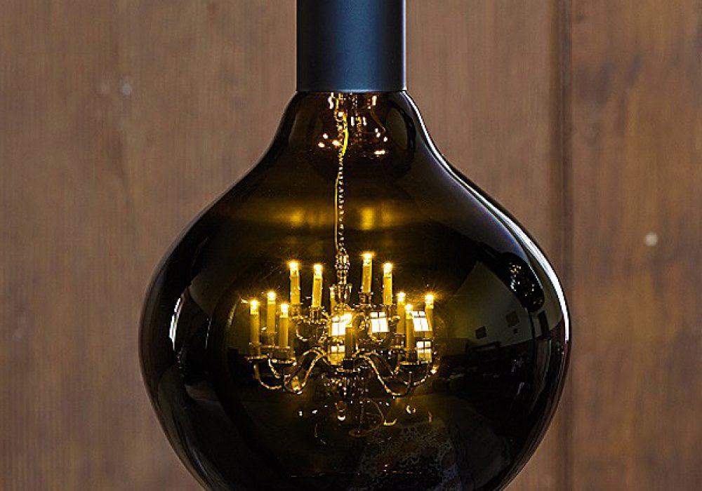 King Edison Ghost Pendant Lamp Designer Drop Light