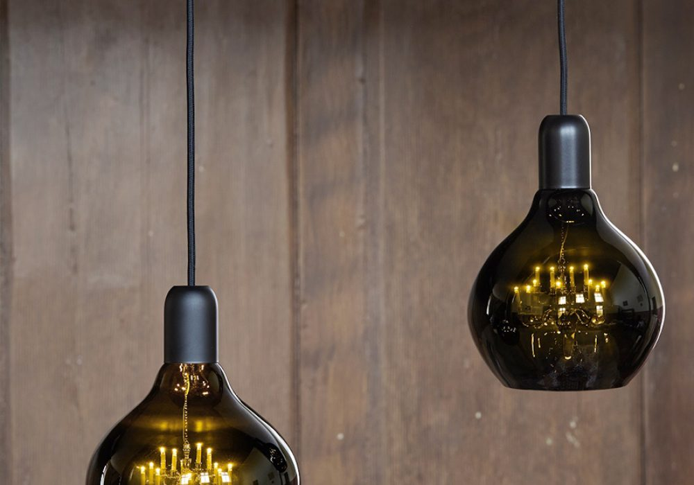 King Edison Ghost Pendant Lamp Lightings