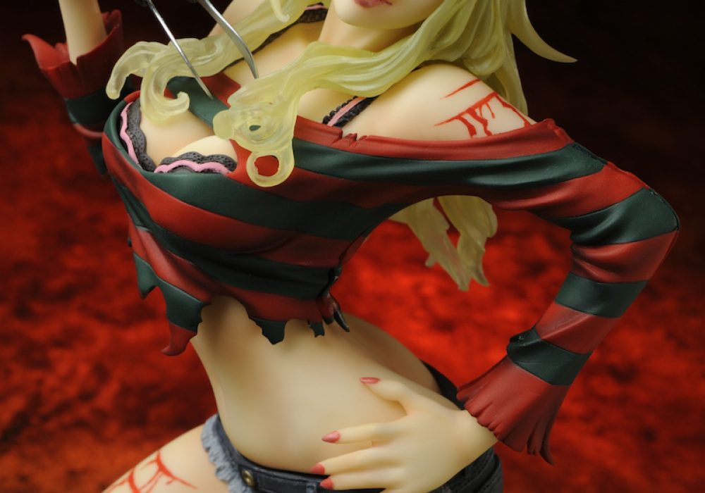 Kotobukiya Freddy vs. Jason Freddy Krueger Bishoujo Statue Cool Gift Idea for Him