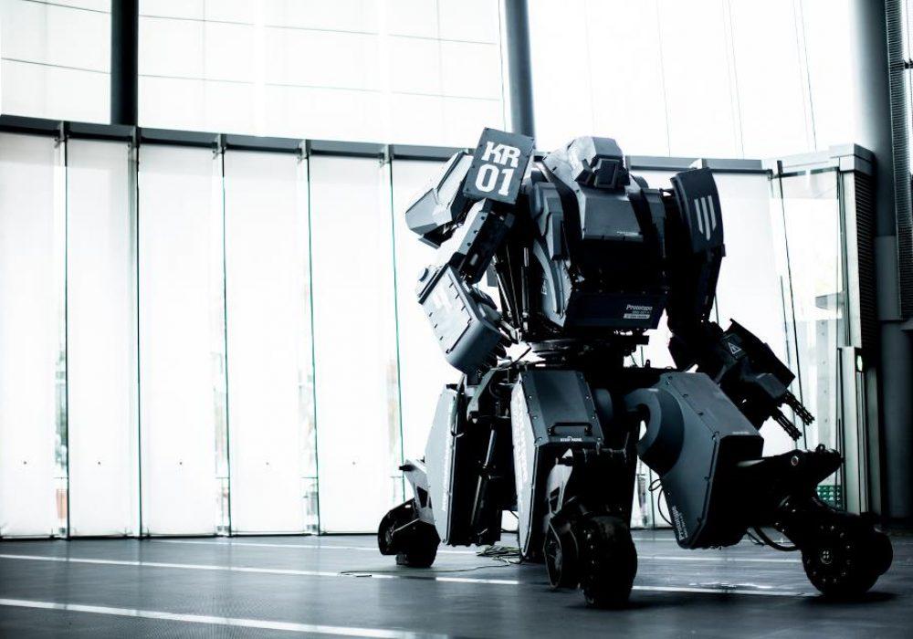Kuratas by Suidobashi Heavy Industry Buy Giant Robot Mecha