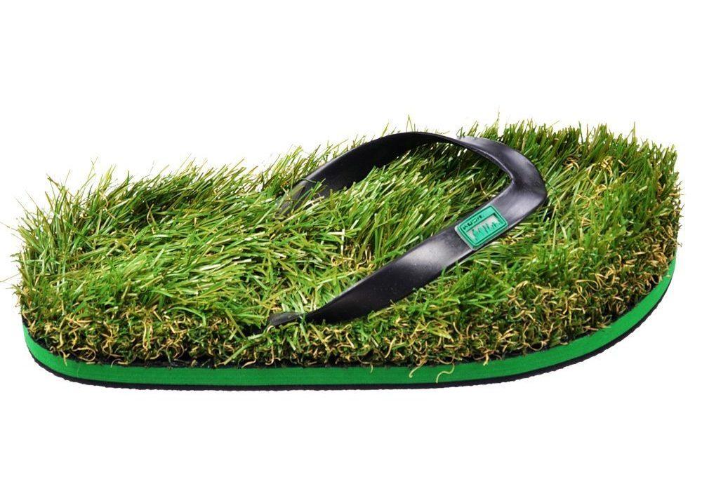 Kusa Grass Sandal Top