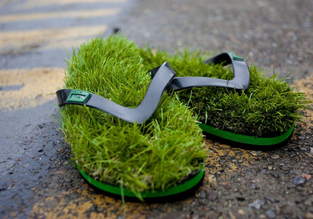 Kusa Grass Sandal treet