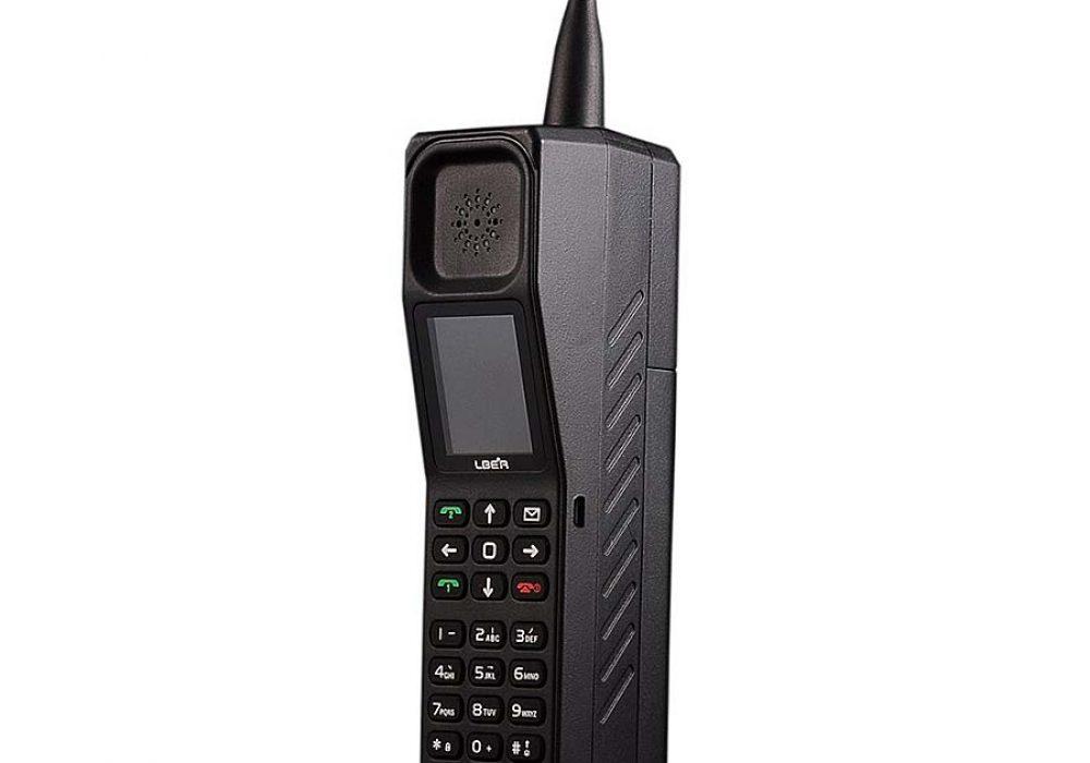 LBER KR999 Classic Retro Thick Brick Unlocked Cell Phone