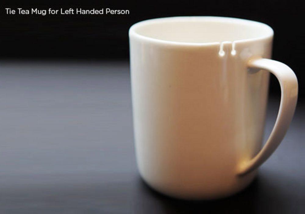 Le Mouton Noir & Co Tie Tea Interesting Mug