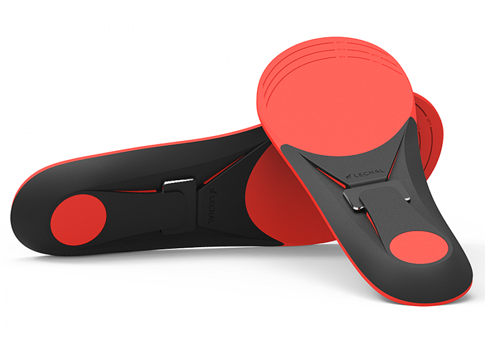 Lechal Smart Navigation and Fitness Tracking Insoles and Buckles Fitness Tracker