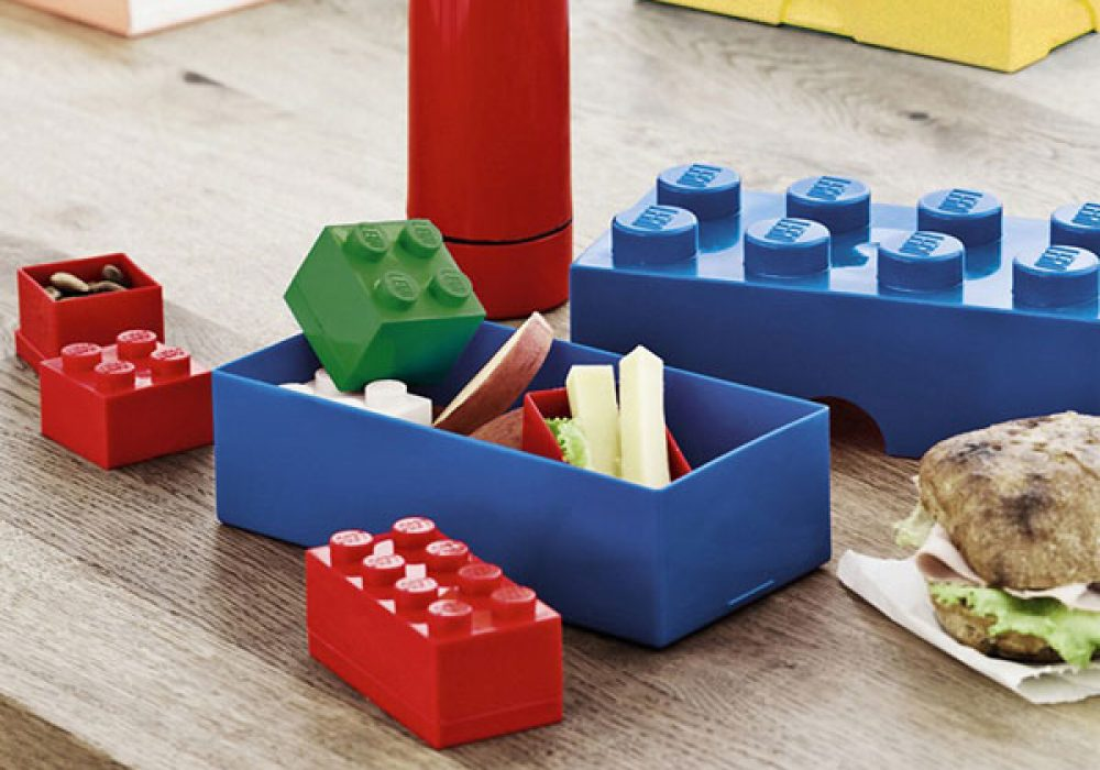 Lego Bento Lunch Box Cool Food Storage to Buy