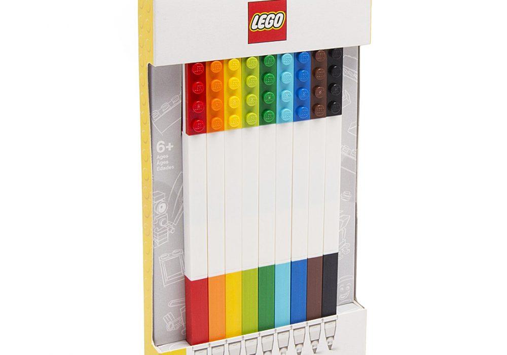 Lego Colored Gel Pens Pack Multi Color Pen