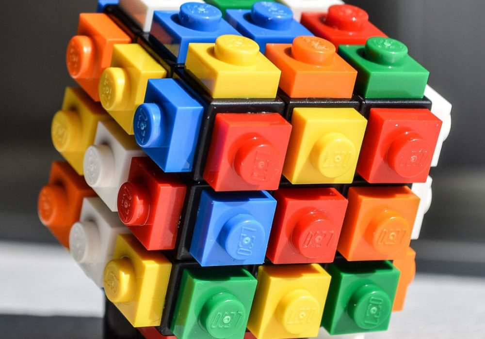Lego Twisting Rubrick Puzzle Cube Buy Cool Gift for Kids