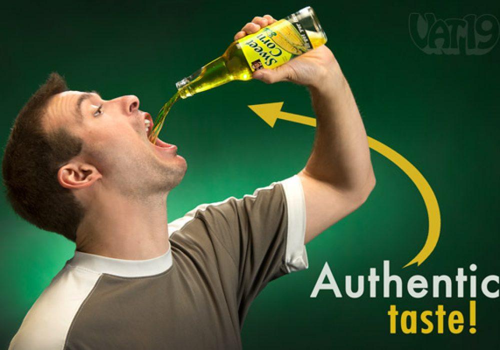 Lesters Fixins Food Sodas Sweet Corn Weird Drink Flavor