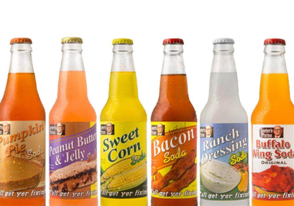 Lesters Fixins Food Sodas Unique Gift Idea