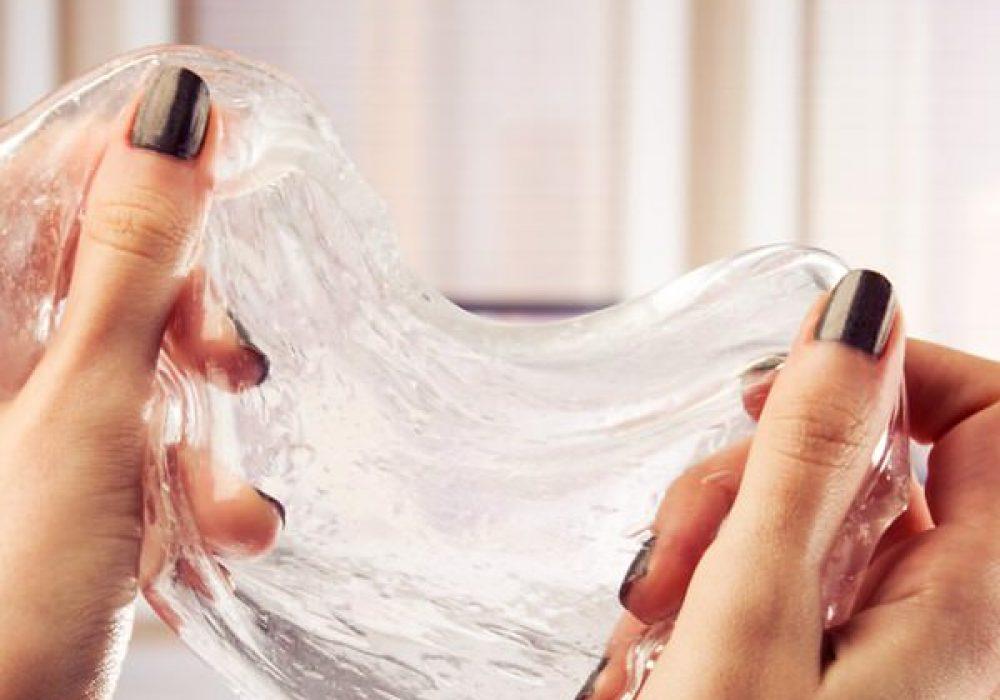 Liquid Glass Thinking Putty Therapy