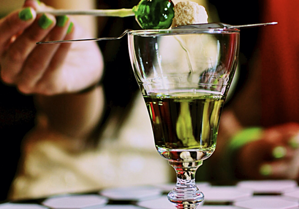 Lollyphile Absinthe Lollipops Interesting Alcoholic Candy