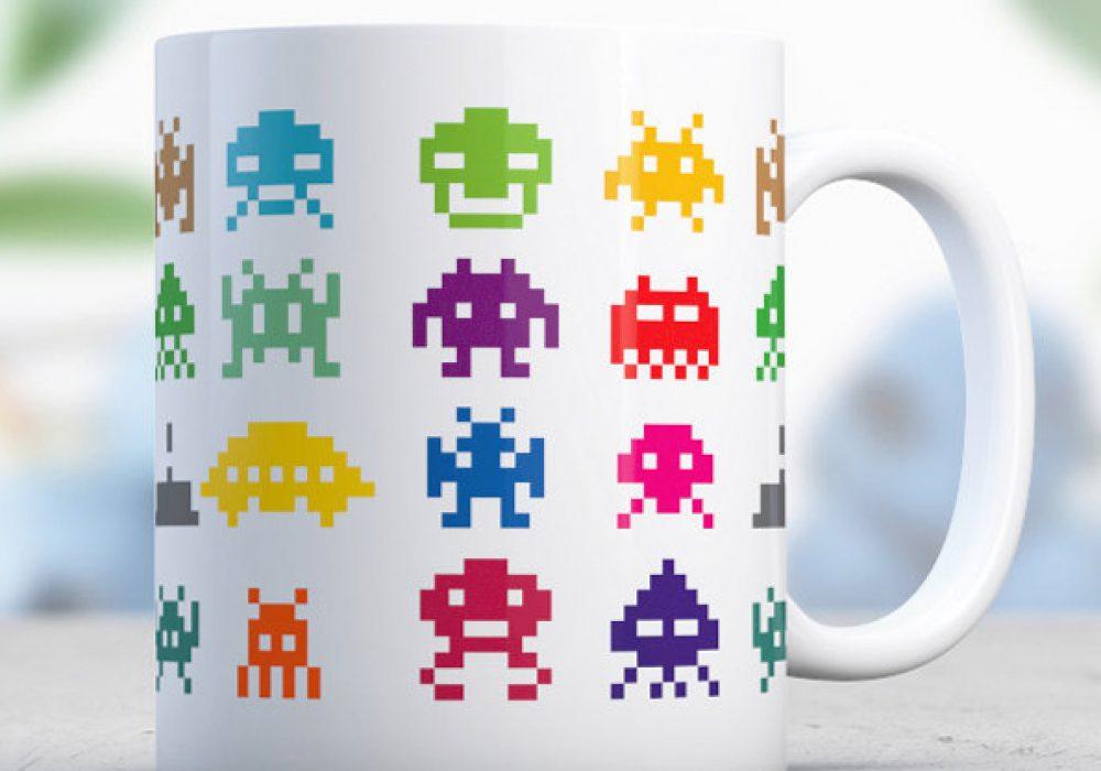 Love-Alice-Mugs-Space-Invader-Mug-Great-Pixel-Designed-Geek-Coffee-Cup